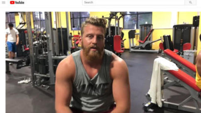 Bodybuilding tinder profile