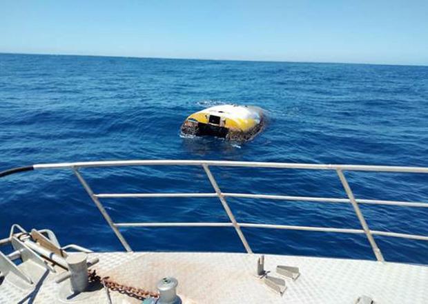 Australia Yacht Found