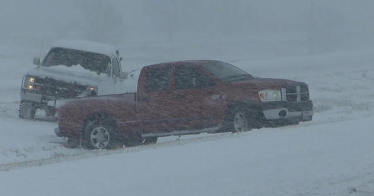 Winter storm turns deadly as snow, ice cause accidents across Oklahoma