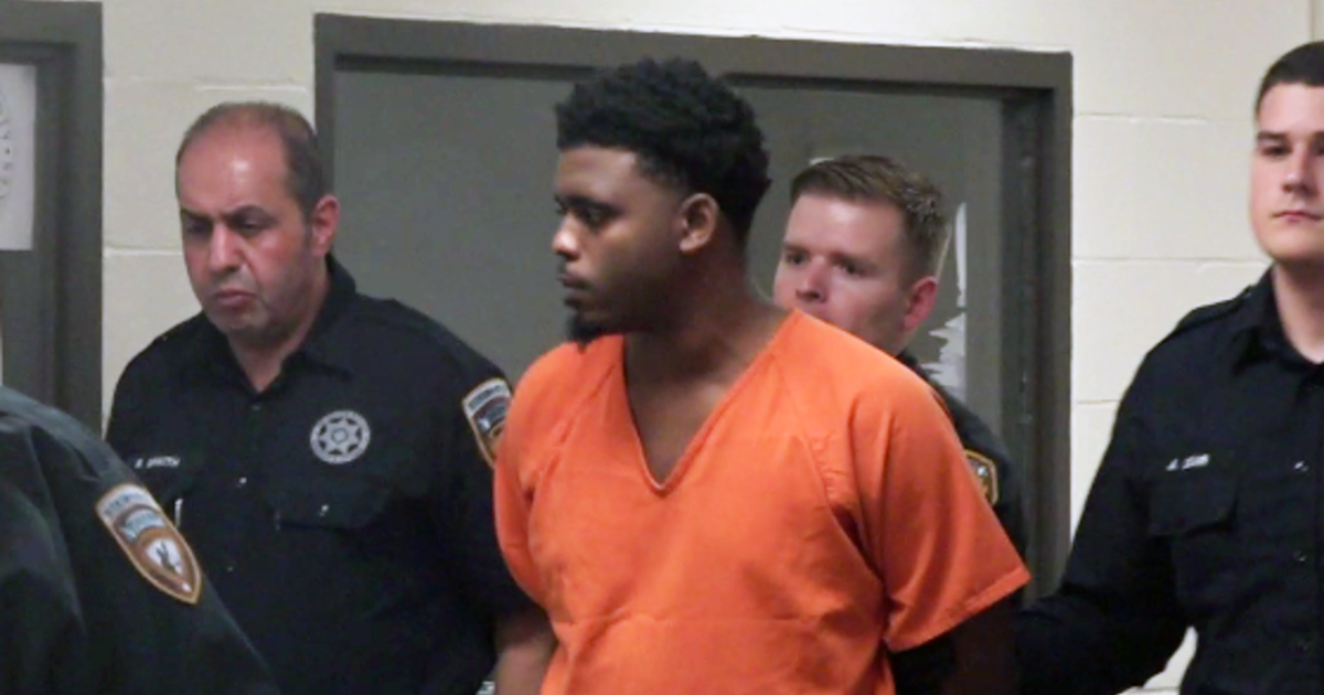 d8d0ac08 Jazmine Barnes shooting: Eric Black Jr. charged with capital murder in  shooting death of 7-year-old Texas girl - CBS News