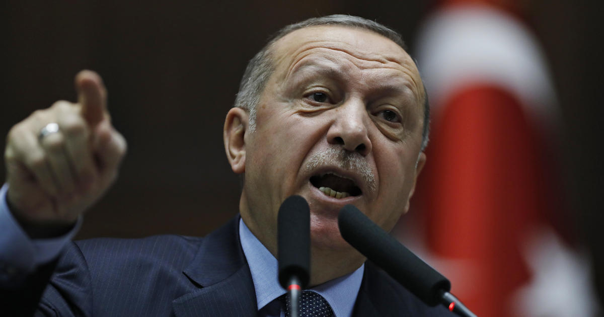 Turkey rejects U.S. request to spare allied Kurds in Syria