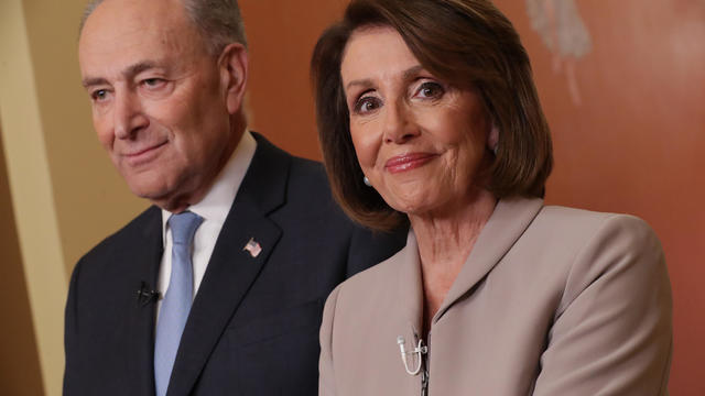 Nancy Pelosi, Chuck Schumer respond to President Trump's Oval Office address
