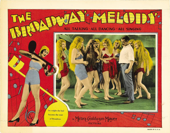 91 The Broadway Melody Rotten Tomatoes Score 35 Oscars Best