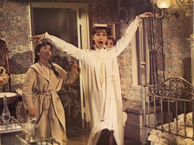 My Fair Lady,  Audrey Hepburn