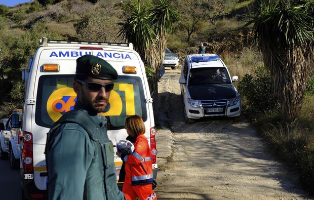 Spain Missing Toddler