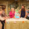 "Betty White Celebrates 93rd Birthday On The Set Of ""Hot in Cleveland"""