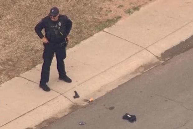 Arizona officer kills 14-year-old boy carrying airsoft gun, police say
