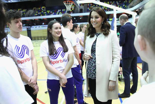 The Duke And Duchess of Cambridge Undertake Engagements Celebrating The Commonwealth