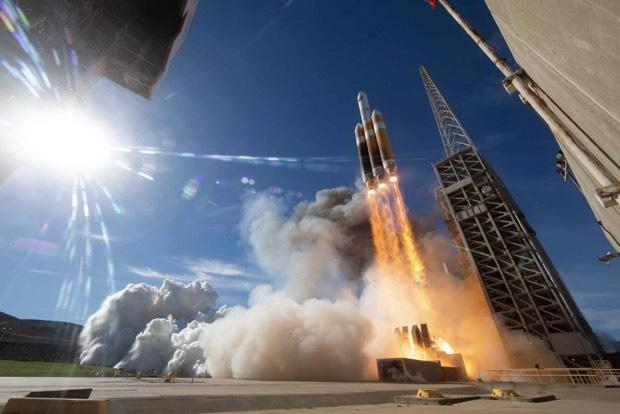 ULA Launches First Rocket Of 2019 With High-Priority Payload