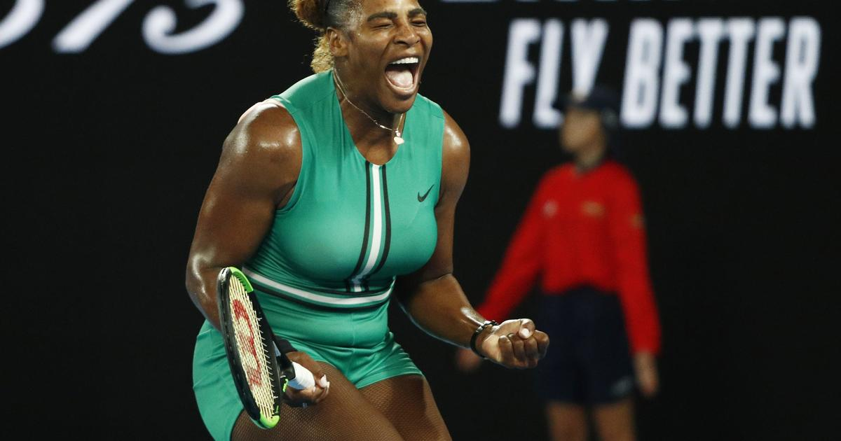 Serena Williams named AP Athlete of the Decade