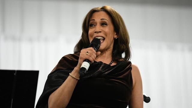 Election 2020-Kamala Harris