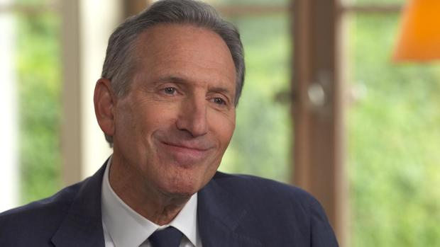 Former Starbucks CEO Howard Schultz says he's considering independent run  for president