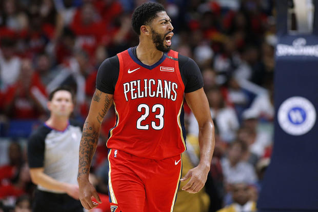 Pelicans Remove Anthony Davis From Team Intro Video, Twitter & Facebook Pages