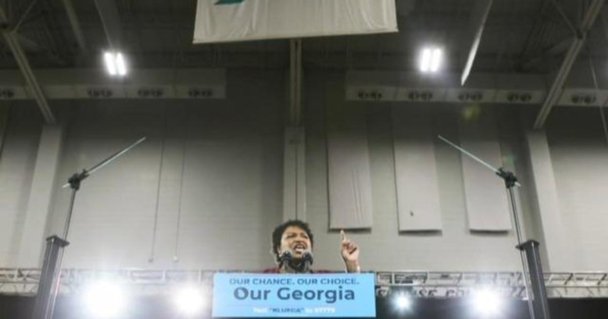 2020 candidates get involved early in Georgia politics - CBS News