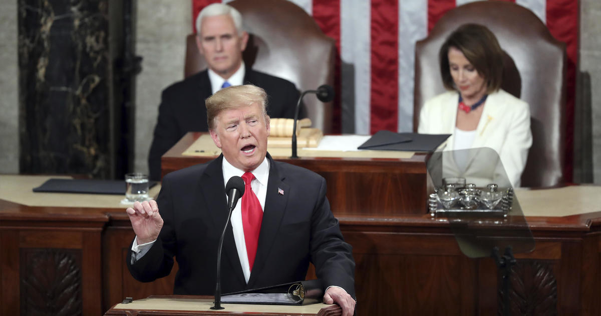 2019 State of the Union fact check of President Trump's