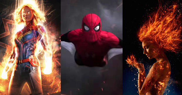 Marvel's upcoming movies and TV shows: Everything we know