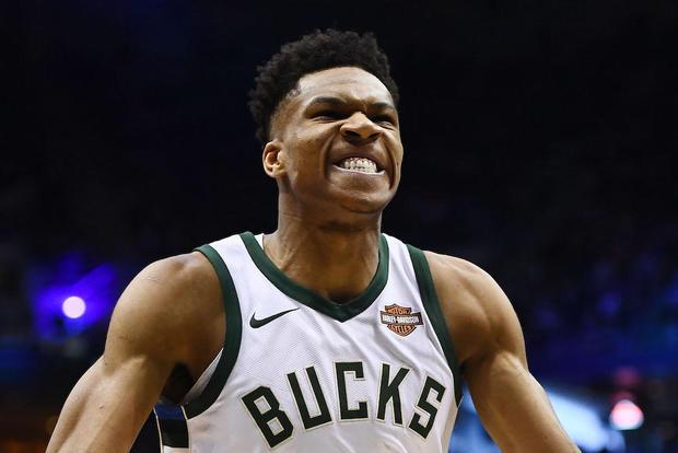 40 (tie)  Giannis Antetokounmpo: $25 8 million - Top NBA