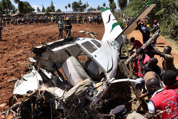 Kenya plane crash leaves Americans dead near the Maasai Mara nature