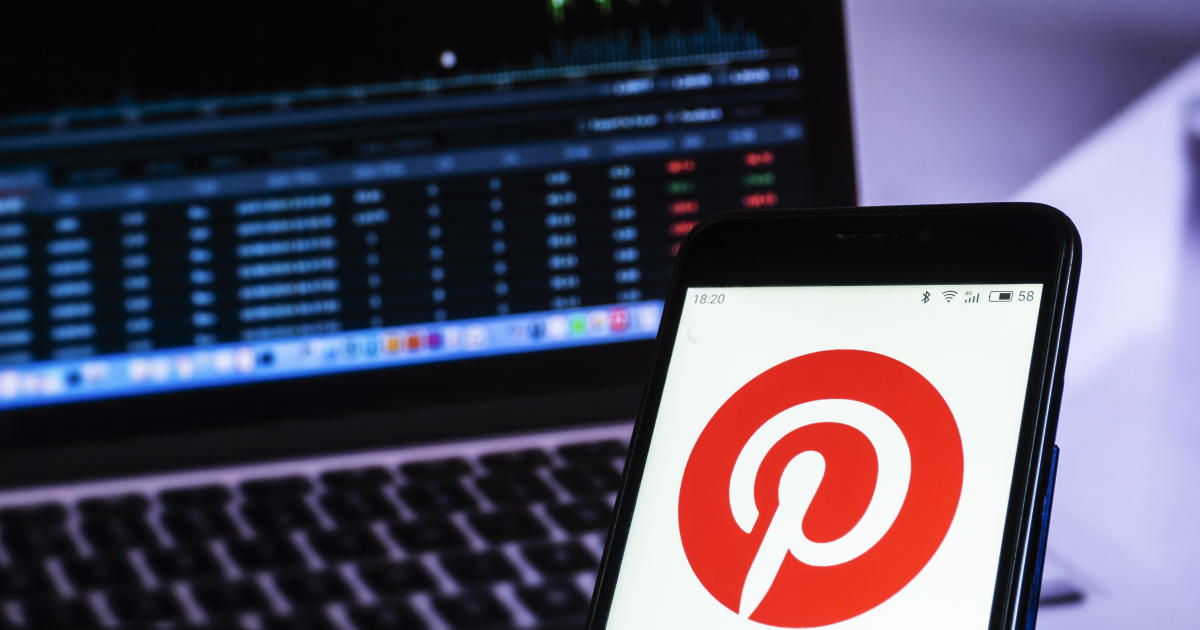 Pinterest, pinning hopes on big IPO, sees shares soar 28 percent on first day of trading