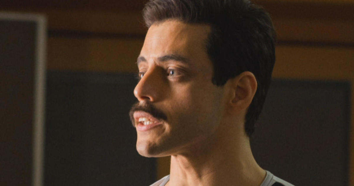 sinking your teeth into a role transforming rami malek into freddie mercury for bohemian rhapsody cbs news rami malek into freddie mercury