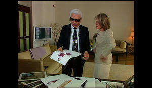 From 2005: Karl Lagerfeld on Coco Chanel