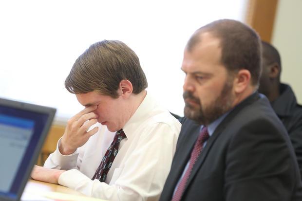Daniel Marsh sentencing