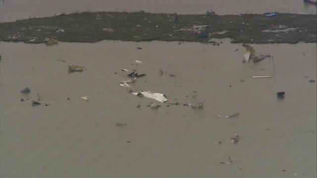 Investigation into cargo jet crash in Texas