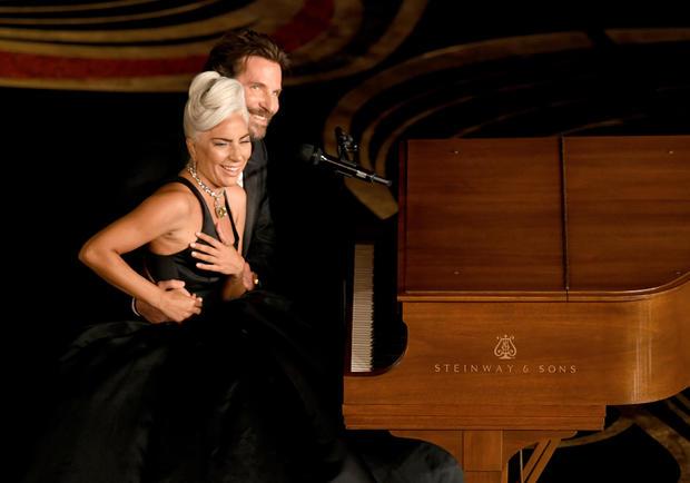 Lady Gaga, Bradley Cooper -- 91st Annual Academy Awards