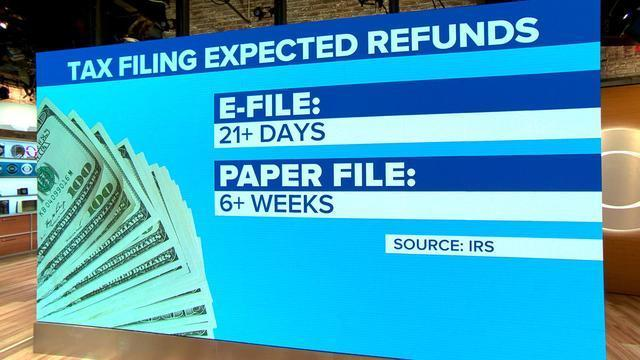 Some tax preparers promise fat refunds, then fleece consumers - CBS News