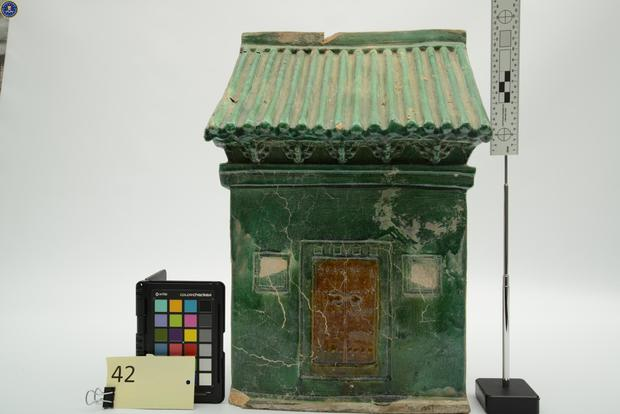 China claims artifacts FBI seized from Indiana home
