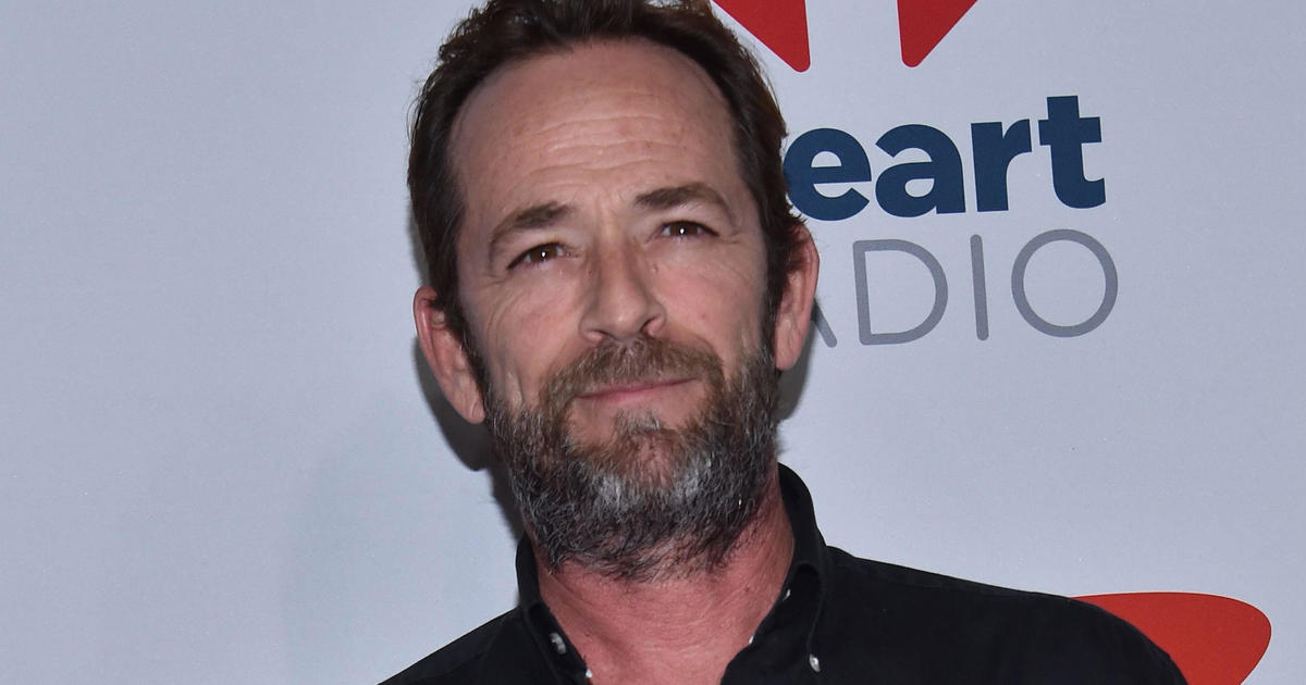 Actor Luke Perry hospitalized in Los Angeles - CBS News | SPR