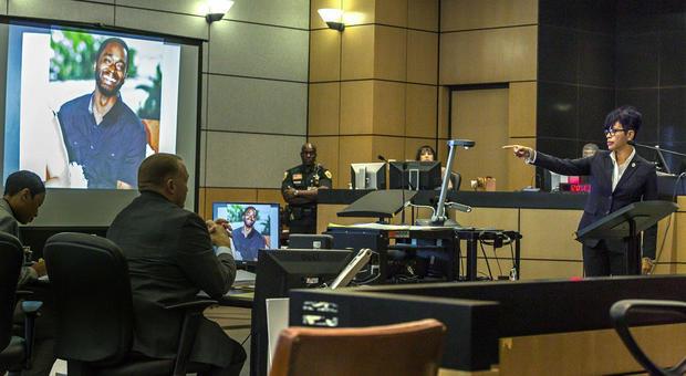 Police Shooting Florida-Stand Your Ground