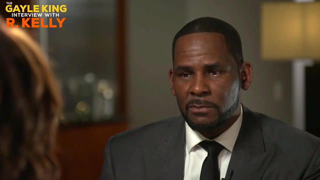 Watch: R  Kelly Gayle King full interview clips that aired