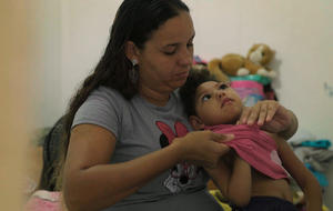 """""""Our children are forgotten"""": Zika's devastating impact 3 years later"""
