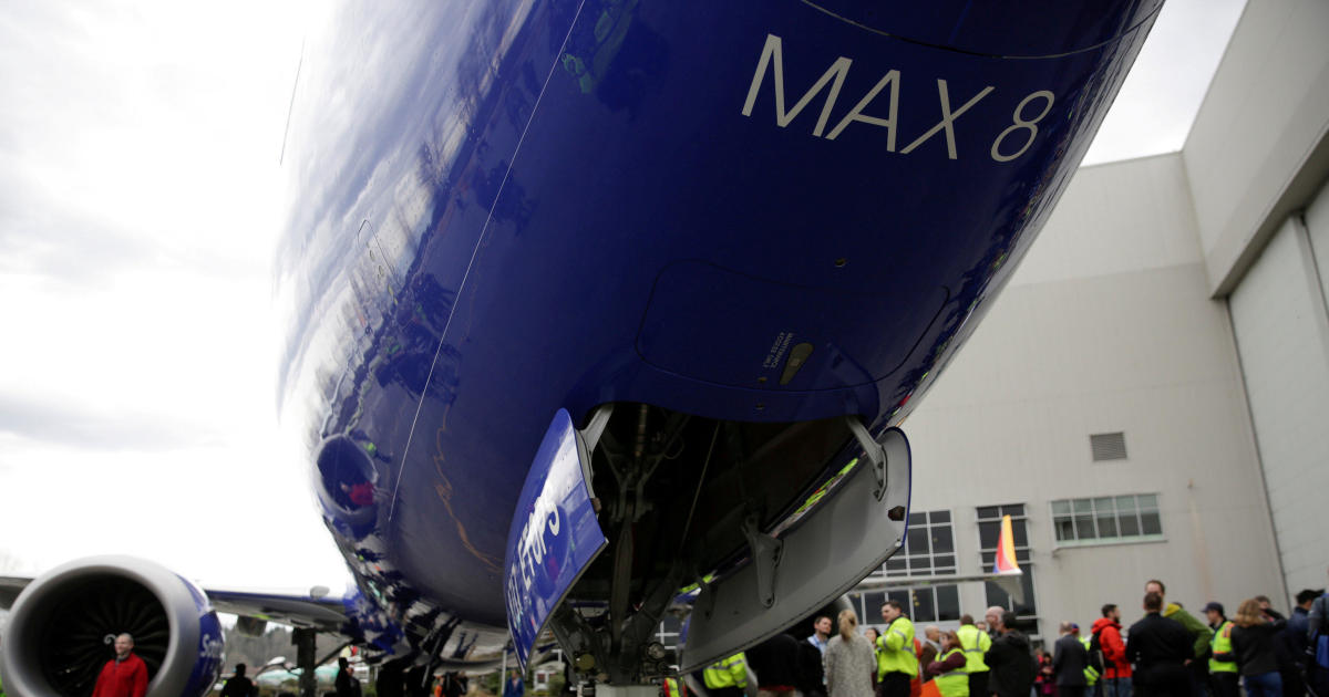 Boeing takes $1 billion hit from 737 Max woes