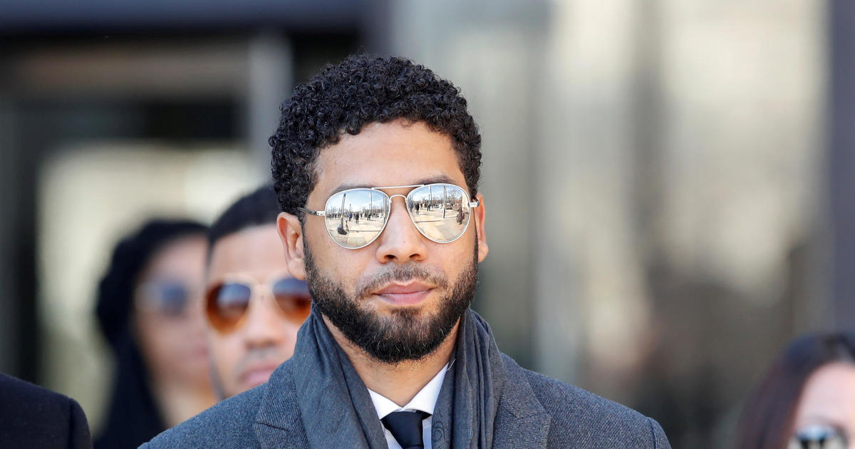 c3292df1d3bb Jussie Smollett ordered to pay Chicago $130,000 for cost of investigation - CBS  News
