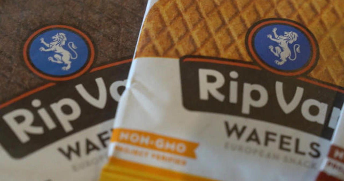 Rip Van Wafels: A company reinventing snacking, one waffle at a time