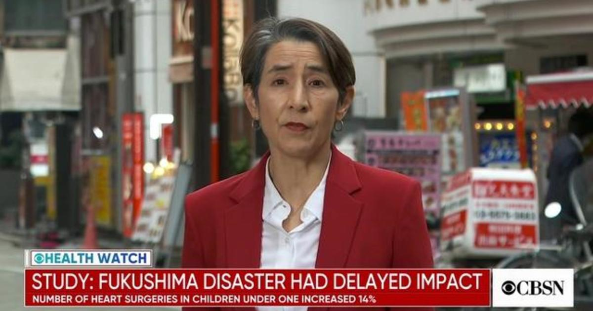 Study Finds Many Kds With Delays Need >> Study Finds Fukushima Disaster Likely Had Delayed Health Impact On