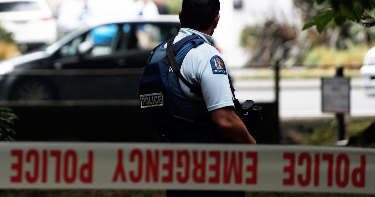 Nz Shooter Detail: New Zealand Mosque Shooting: NYPD Counterterrorism Head