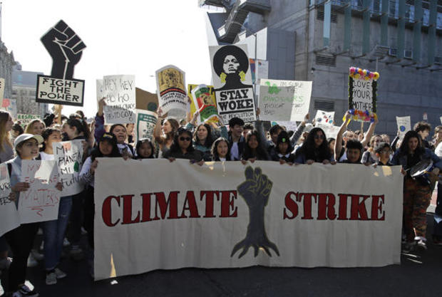 Climate Student Protests