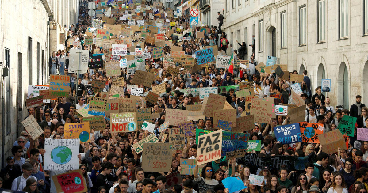 Climate Strike March 15 Twitter: Youth Climate Strike: Students Around The