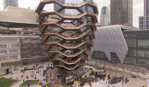 Hudson Yards' Vessel: Like a park, but vertical