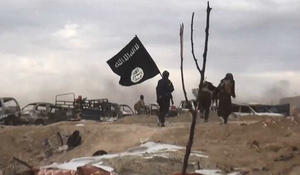 No ISIS flags flying as far as the eye can see in eastern Syria