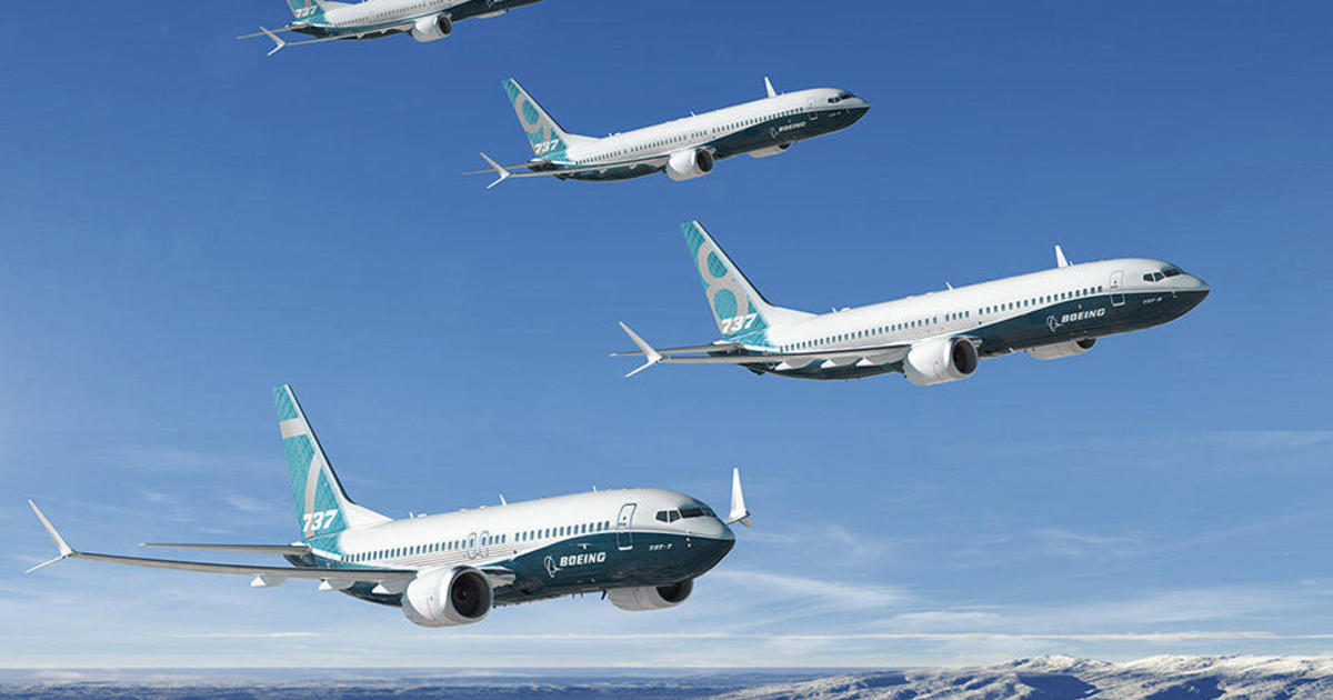 Fbi Assisting In Criminal Probe Into How Boeing U0026 39 S 737 Max
