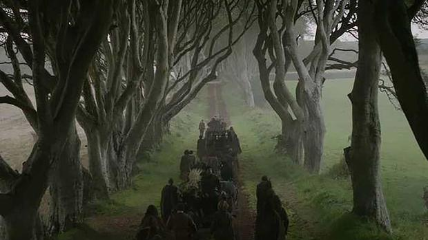 """""""Game of Thrones"""" filming locations in the real world"""
