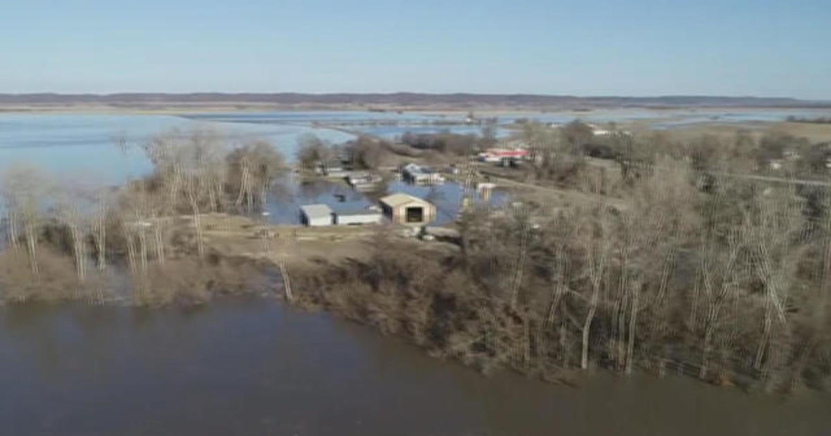 Spring floods could impact 200 million Americans