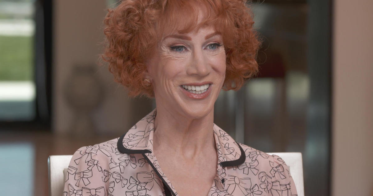 Death threats, cancellations, investigations: Kathy Griffin says she would do it all again