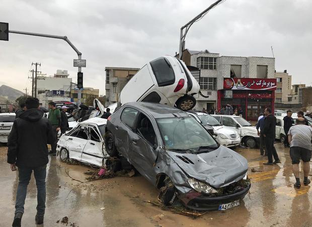 Iran Flash Flood