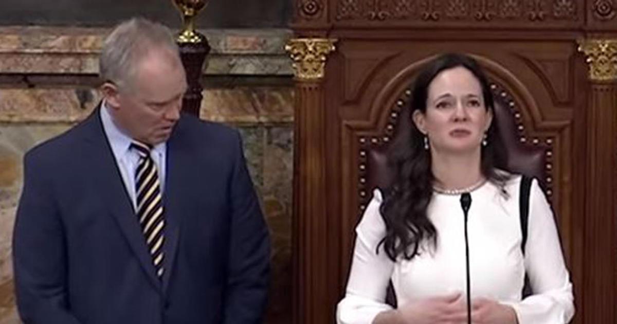 Pennsylvania State Rep Stephanie Borowicz Prayer First