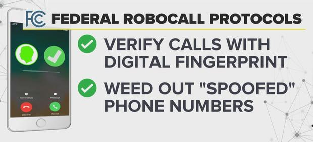 Verizon is set to release technology to stop robocalls - CBS